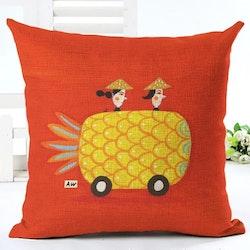Frukt - Ananas 24