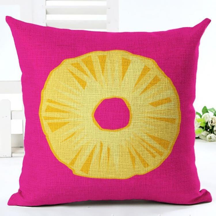 Kuddfodral - Ananas 25