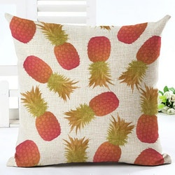 Kuddfodral - Ananas 28