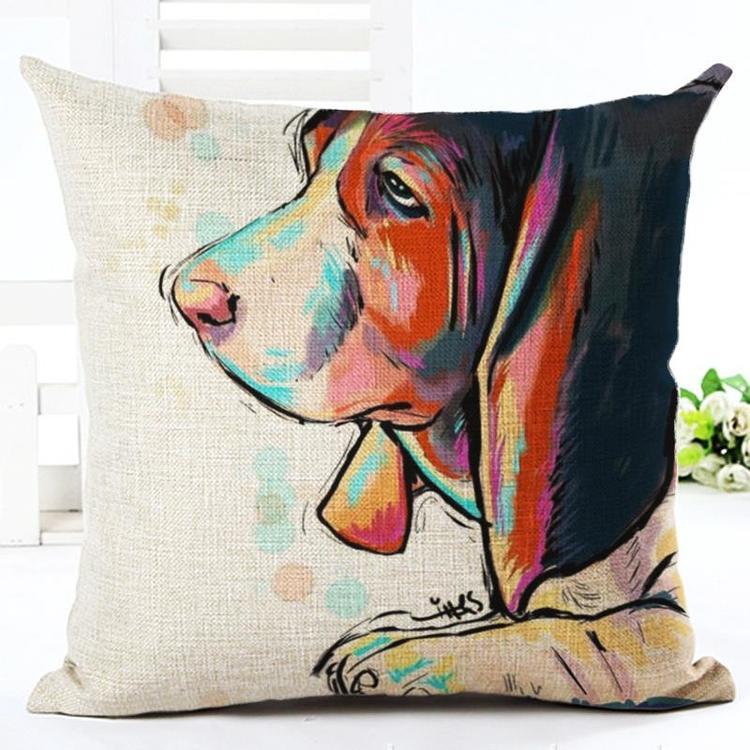Kuddfodral - Djur - Hund 5