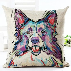 Kuddfodral - Djur - Hund 7