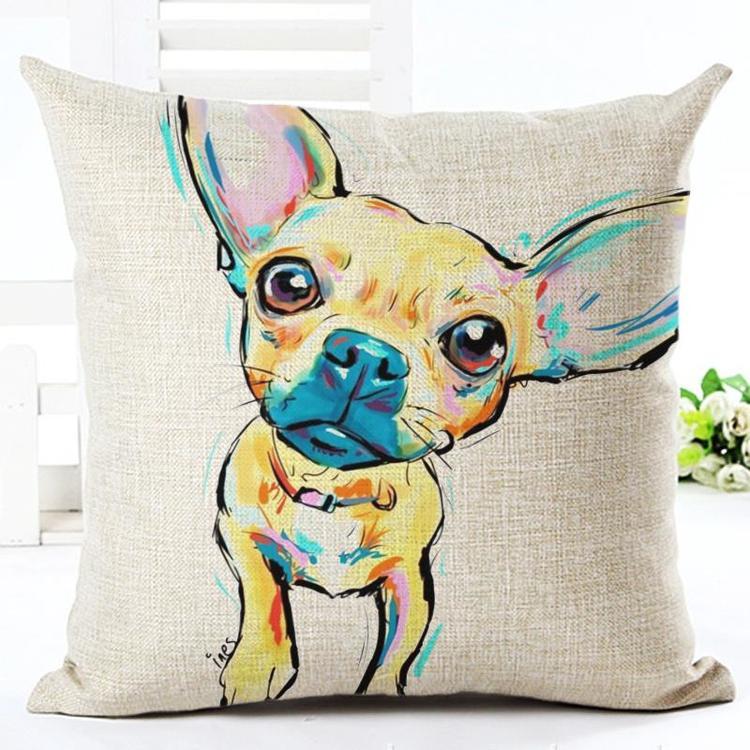 Kuddfodral - Djur - Hund 8