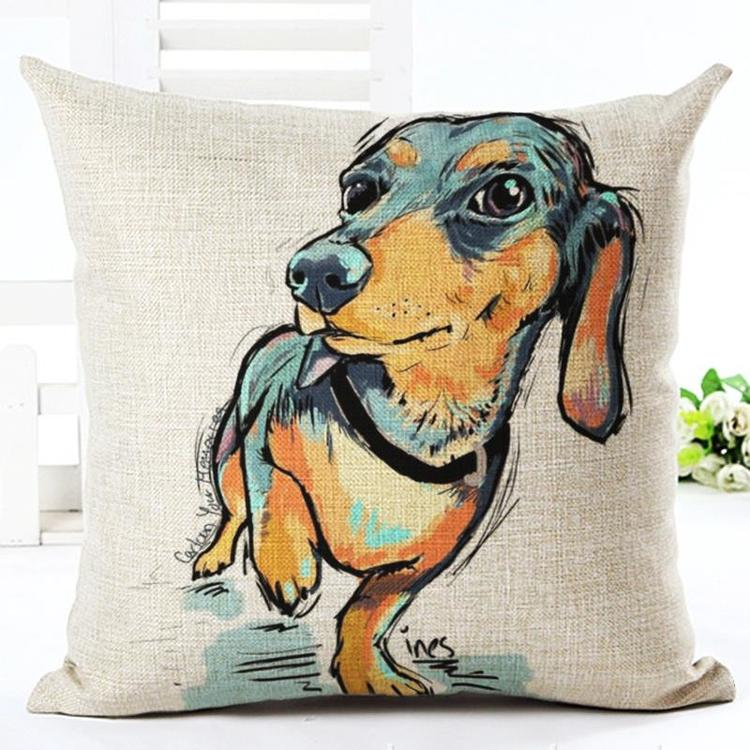 Kuddfodral - Djur - Hund 9