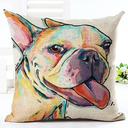 Kuddfodral - Djur - Hund 11