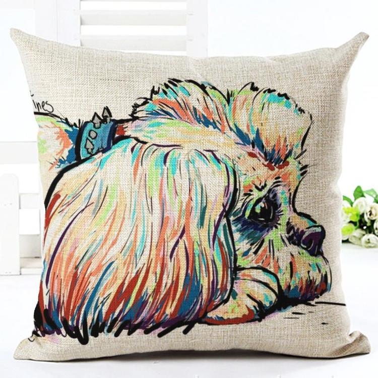 Kuddfodral - Djur - Hund 15