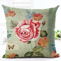 Kuddfodral - Natur - Blommor 30