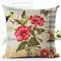 Kuddfodral - Natur - Blommor 33