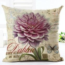 Kuddfodral - Natur - Blommor 39