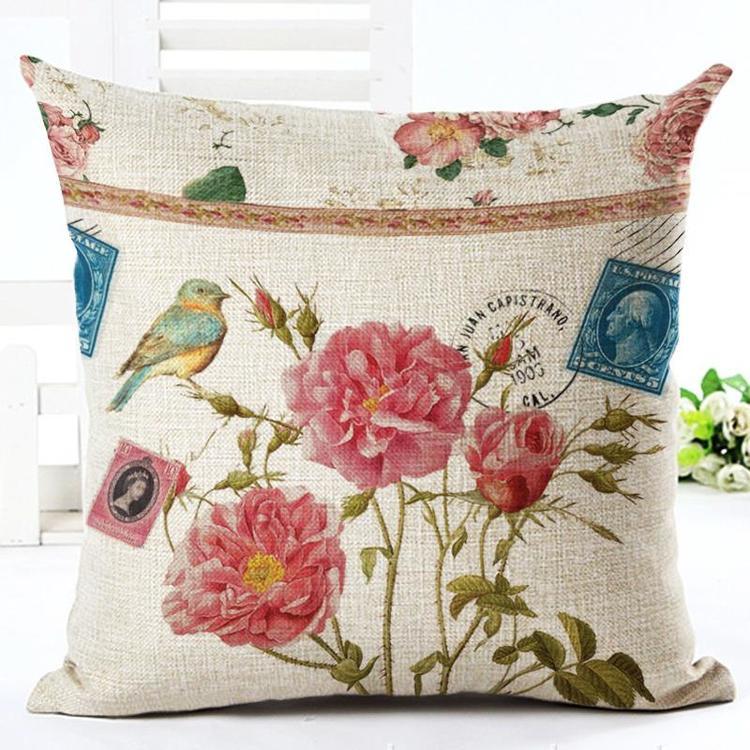 Kuddfodral - Natur - Blommor 40