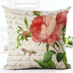 Kuddfodral - Natur - Blommor 41