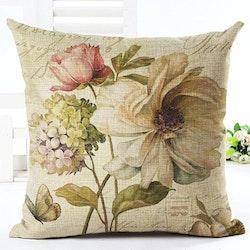 Kuddfodral - Natur - Blommor 42