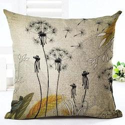 Kuddfodral - Natur - Blommor 44