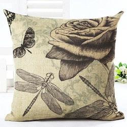 Kuddfodral - Natur - Blommor 45