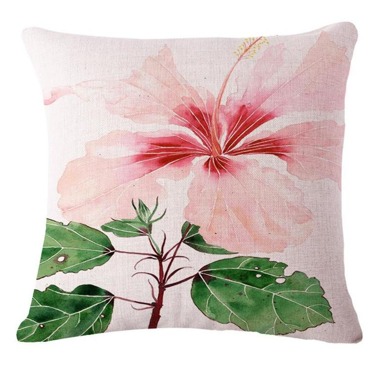 Kuddfodral - Natur - Blommor 50
