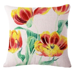 Kuddfodral - Natur - Blommor 51