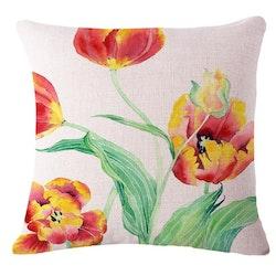 Kuddfodral - Natur - Blommor 53
