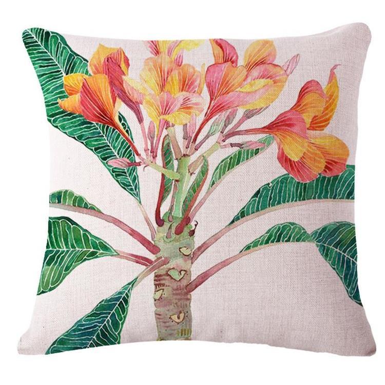 Kuddfodral - Natur - Blommor 54