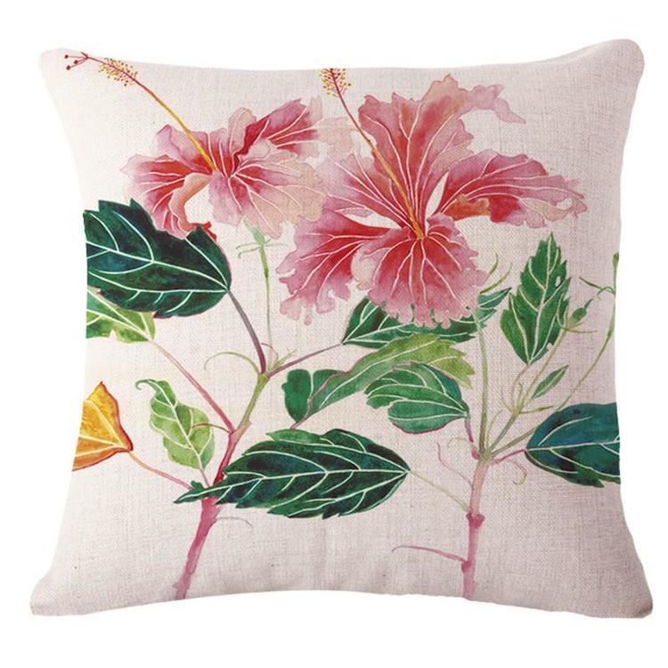 Kuddfodral - Natur - Blommor 58
