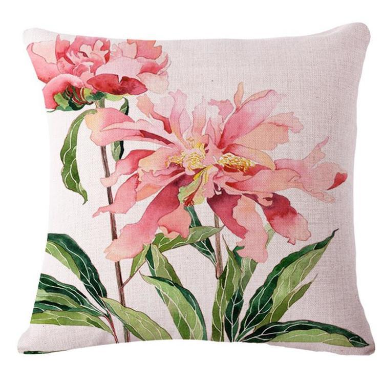 Kuddfodral - Natur - Blommor 61