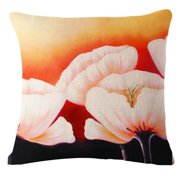 Kuddfodral - Natur - Blommor 64