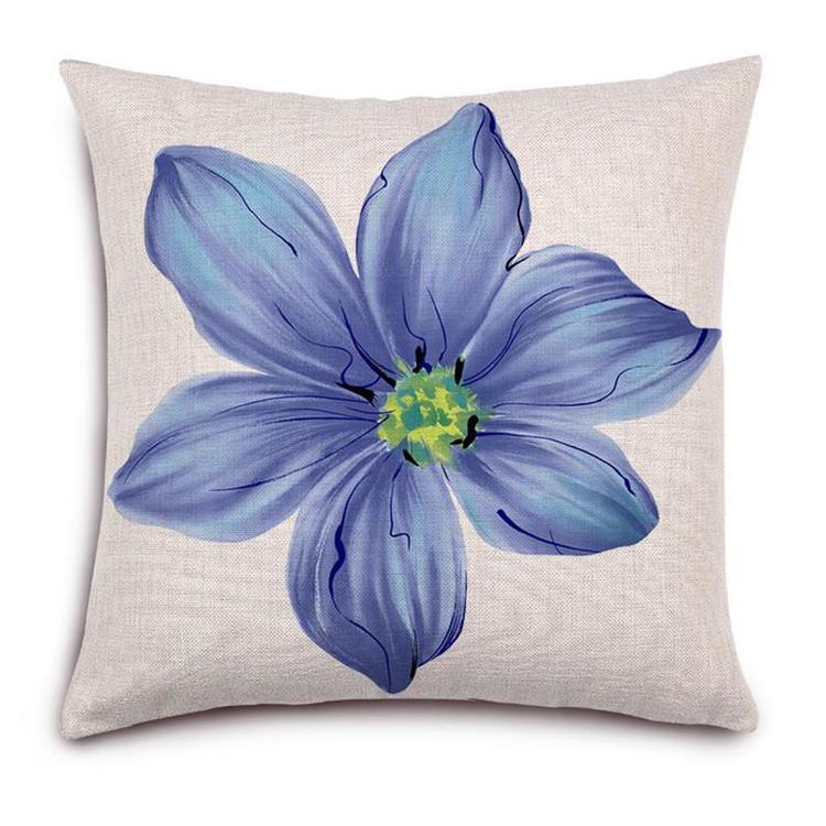 Kuddfodral - Natur - Blommor 66