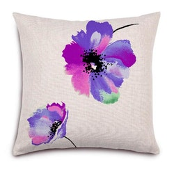 Kuddfodral - Natur - Blommor 68