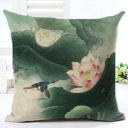 Kuddfodral - Natur - Blommor 69