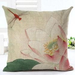 Kuddfodral - Natur - Blommor 70