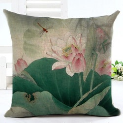 Kuddfodral - Natur - Blommor 71