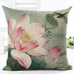 Kuddfodral - Natur - Blommor 72