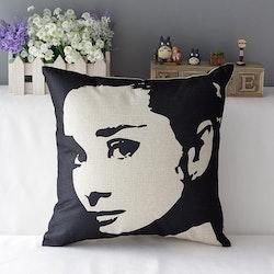 Kuddfodral - Audrey Hepburn 2