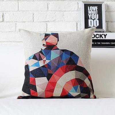 Kuddfodral - Barnkuddar - The Avengers (Captain America)