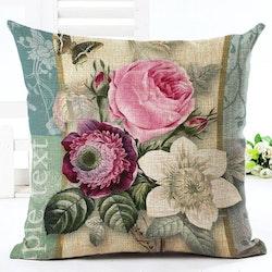 Kuddfodral - Natur - Blommor 119