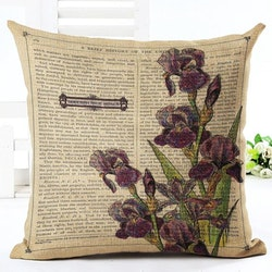 Kuddfodral - Natur - Blommor 129