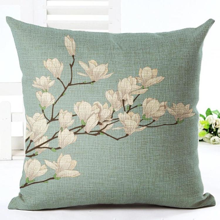 Kuddfodral - Natur - Blommor 131