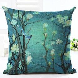 Kuddfodral - Natur - Blommor 133