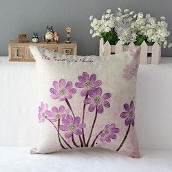 Kuddfodral - Natur - Blommor 135