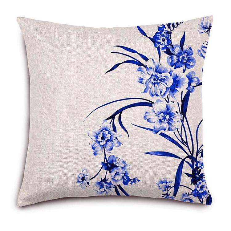 Kuddfodral - Natur - Blommor 140