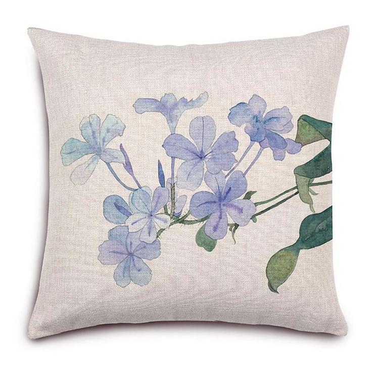 Kuddfodral - Natur - Blommor 145
