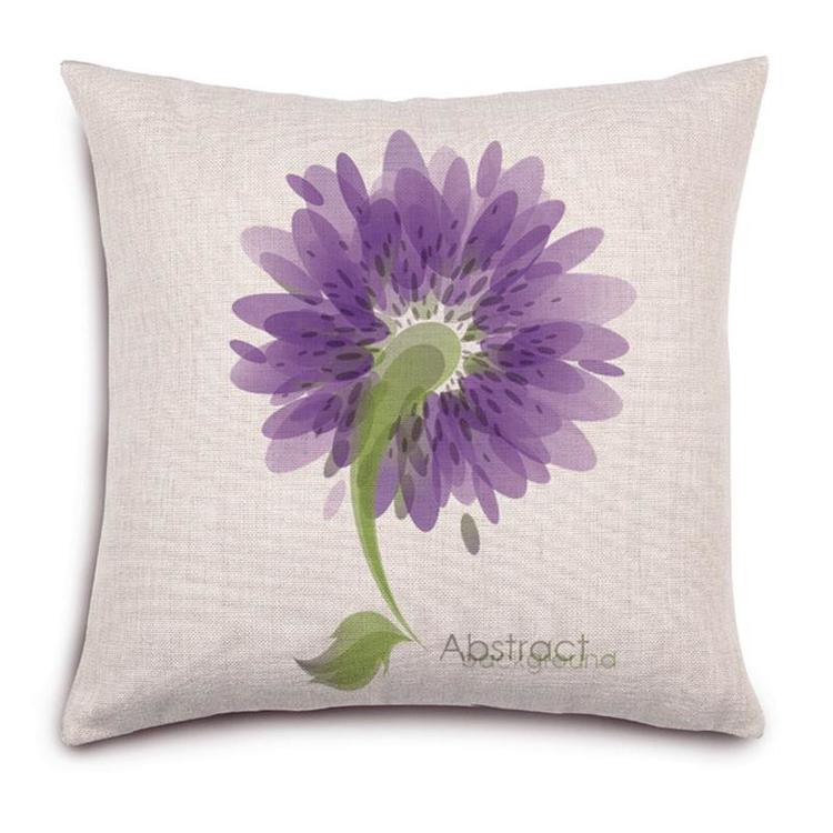 Kuddfodral - Natur - Blommor 150