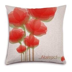 Kuddfodral - Natur - Blommor 152