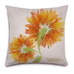 Kuddfodral - Natur - Blommor 153
