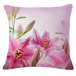 Kuddfodral - Natur - Blommor 154