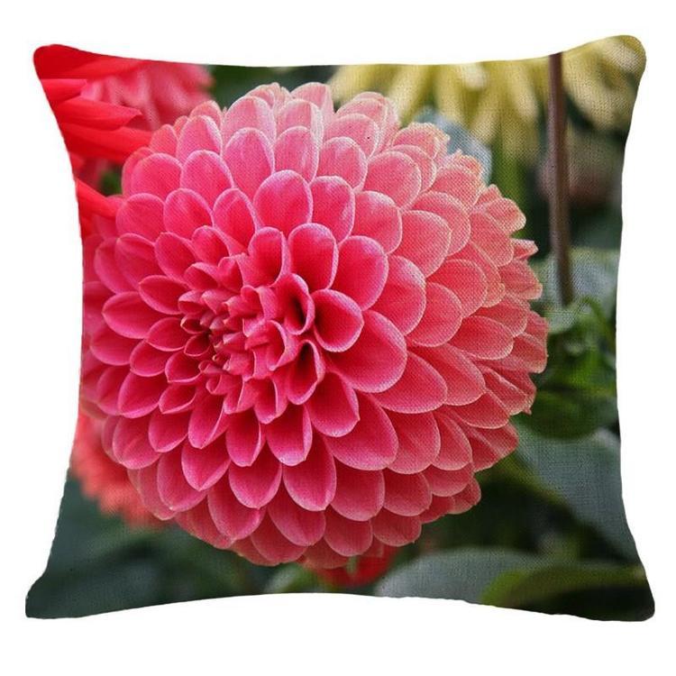 Kuddfodral - Natur - Blommor 157