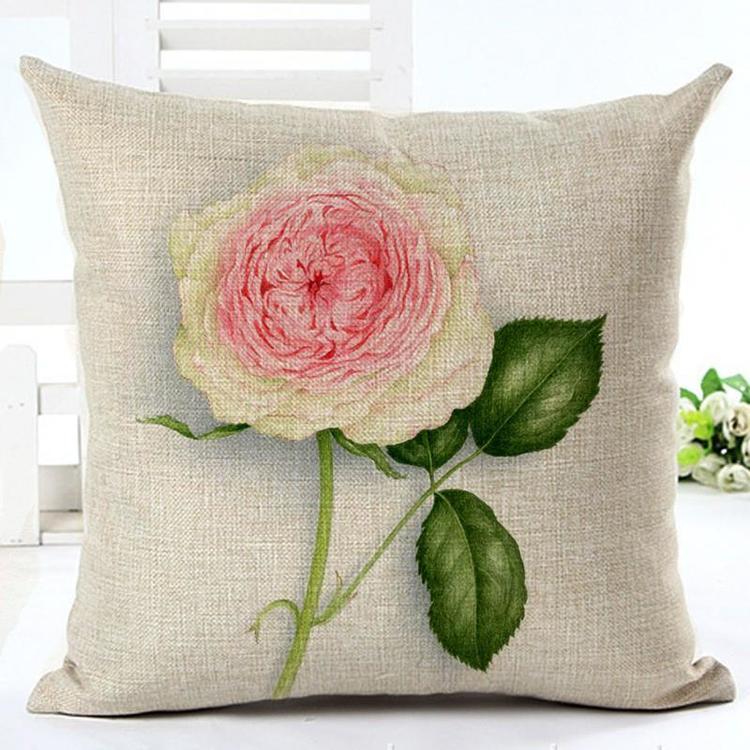 Kuddfodral - Natur - Blommor 164