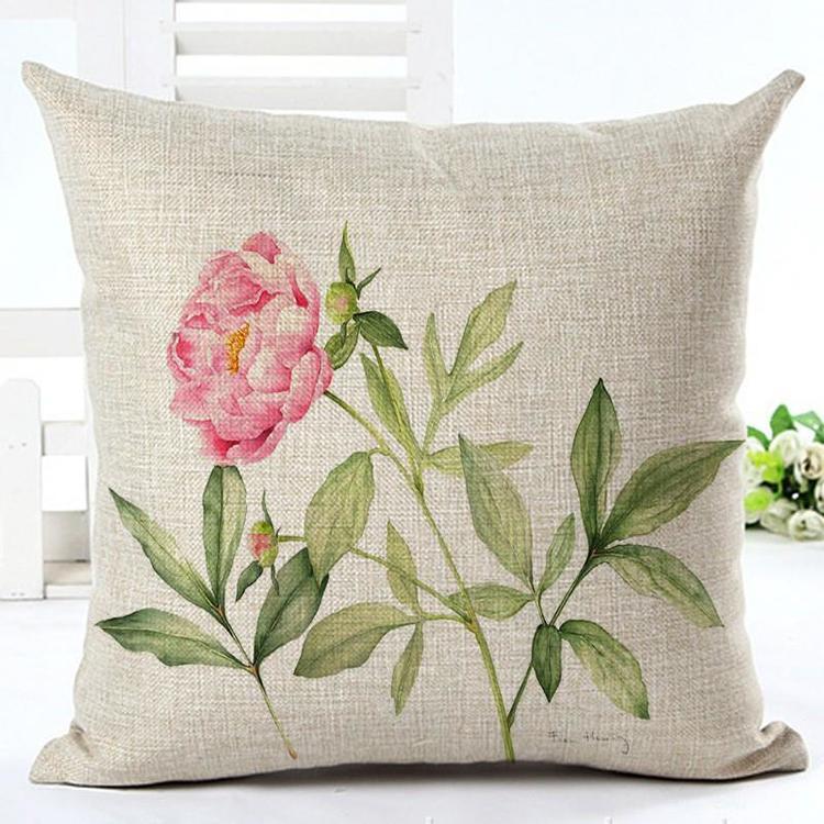 Kuddfodral - Natur - Blommor 170