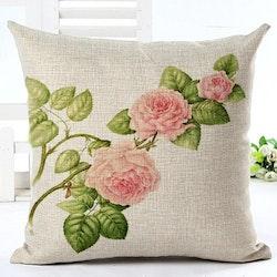Kuddfodral - Natur - Blommor 171