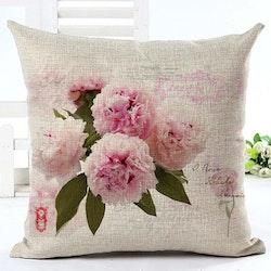 Kuddfodral - Natur - Blommor 172