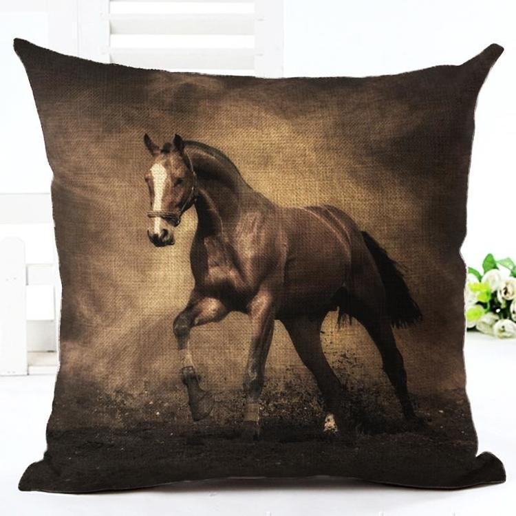 Kuddfodral - Djur - Häst 1
