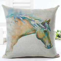 Kuddfodral - Djur - Häst 12